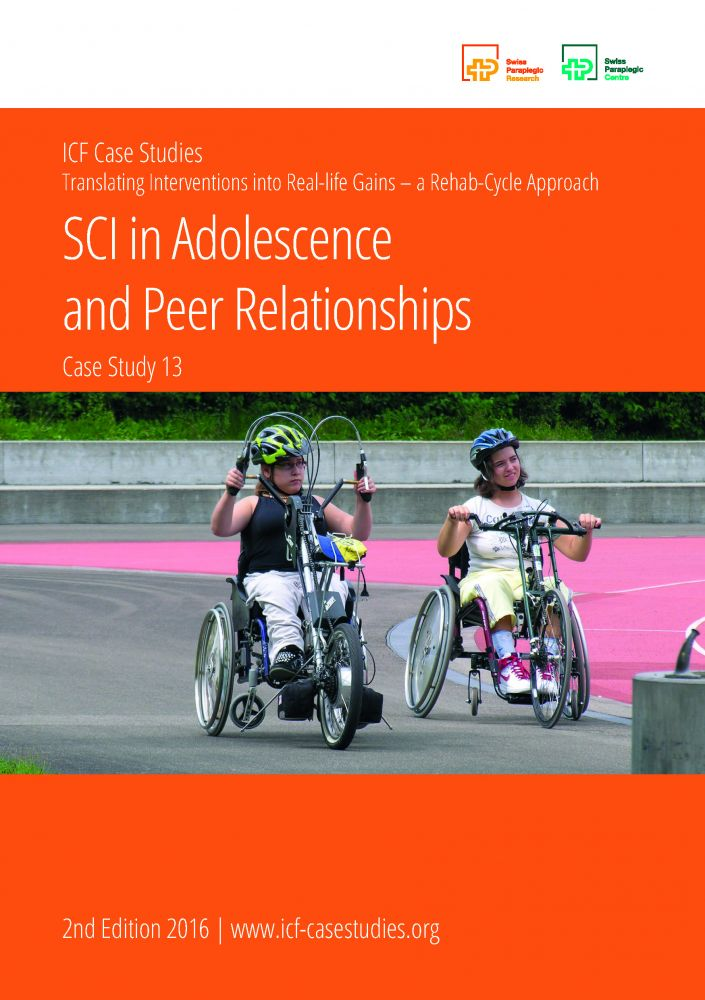 13 | SCI in Adolescence and Peer Relationships